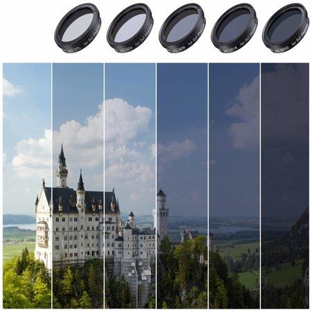 Walimex pro ND4 drone filters for DJI Phantom 3/4