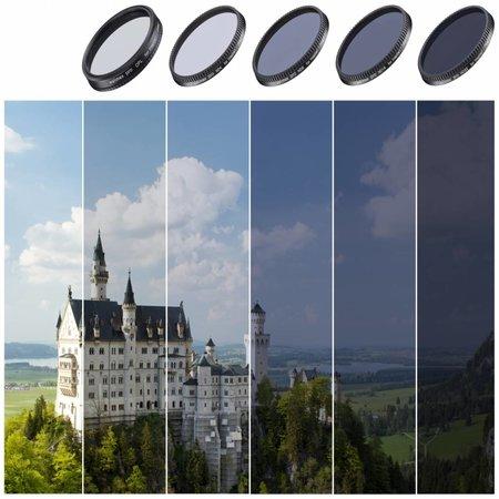 Walimex pro ND 4 drone filter DJI Inspire1 (X3)