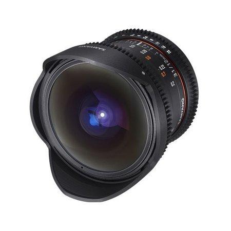 Samyang Samyang 12mm T3.1 VDSLR ED AS NCS fisheye for various brands