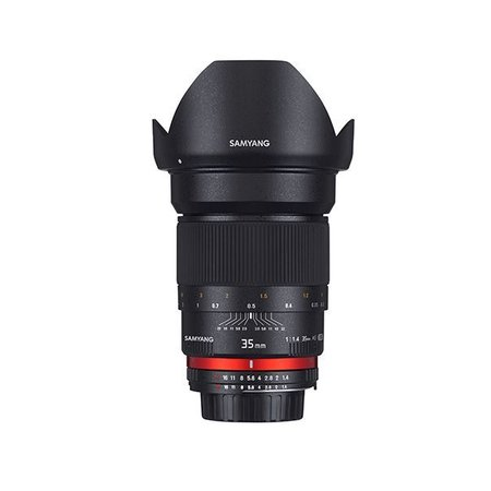 Samyang Samyang 35mm F1.4 AS UMC for different camera brands