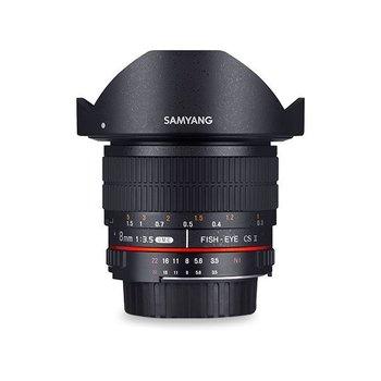 Samyang Samyang 8mm F3 5 UMC fisheye CSII | Diverse camera merken