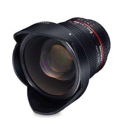 Samyang Samyang 8mm F3.5 UMC fisheye CSII for different camera brands