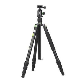 Genesis Gear Camera Statief Base A3 + BH-34 Kit Groen