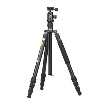 Genesis Gear Camera Statief Base A3 + BH-34 Kit Grijs