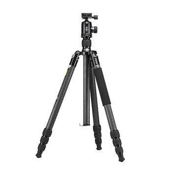 Genesis Gear Camera Statief Base C5 + BH-40 Set Groen