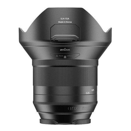 Irix Irix Lens 15mm f / 2.4 Blackstone various brands