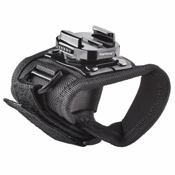 mantona Glove 360 ° GoPro quick instep holder