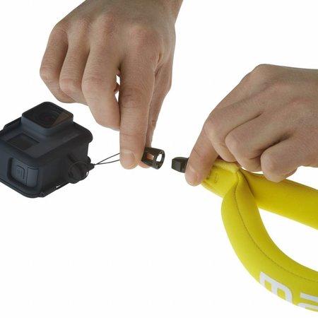 mantona buoyant tether for GoPro yellow