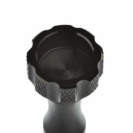 mantona GoPro screw set key aluminium black
