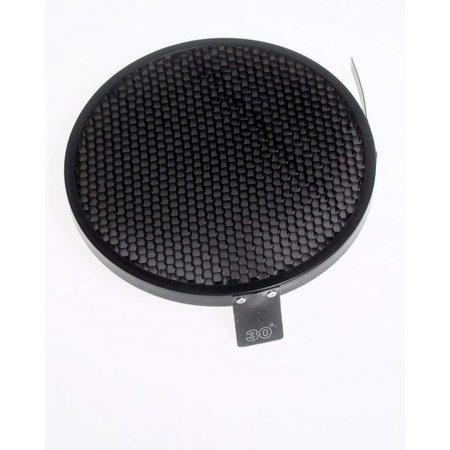 "Lencarta 30 Degree Honeycomb for 7"" Standard Reflector"