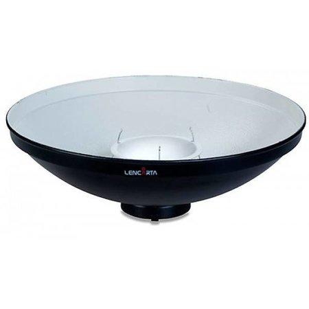 Lencarta Beauty Dish 40cm Medium White | Various brands Speedring