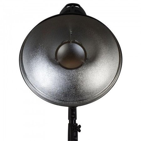 Lencarta 40cm Medium Beauty Dish Silver | Various brands Speedring