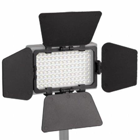 Walimex Foto Video Leuchte 60 LED  Klappensystem