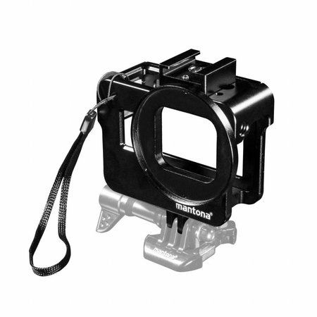 mantona Magic Alu Cage for GoPro Hero5 Black