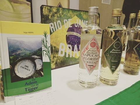 First book about cachaça in Europe