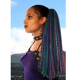 Dreadlocks Haarteil Purple Paradise
