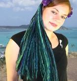 Dreadlocks Haarteil Dunkle Sirene