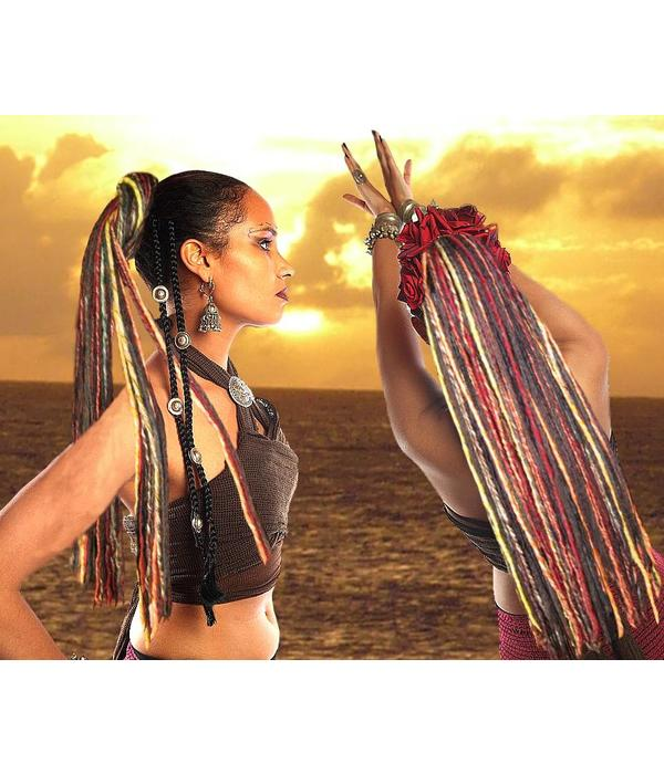 Dreadlocks Haarteil Dark Gipsy Spirit