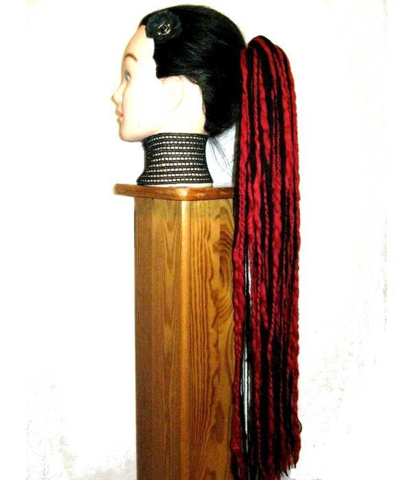 Vampirella Goth Dreads