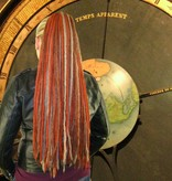 Dreadlocks Haarteil Steampunk Stripes