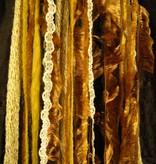 Gürtel- & Haarschmuck Goldenes Zeitalter Pfau
