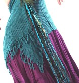 Paradise belly dance yarn fall