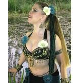 Gürtel- & Haarclip Meerjungfrau
