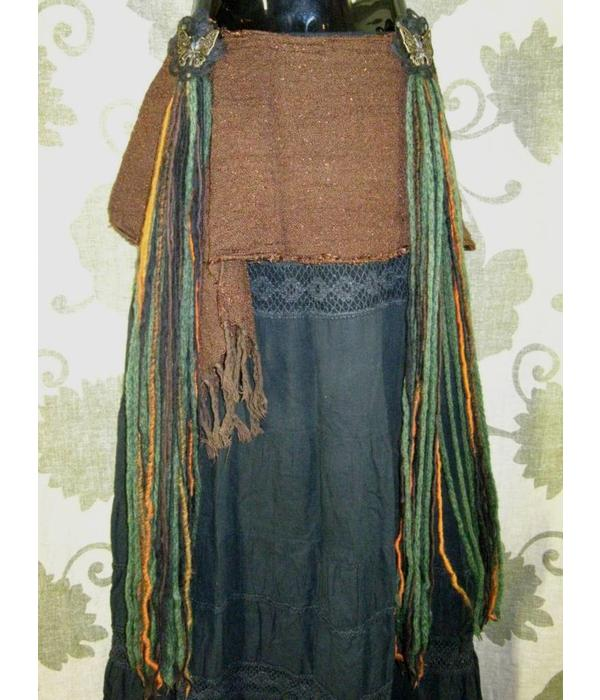 Firefly larp & belly dance yarn fall