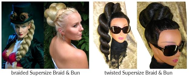 Marvelous How To Do Bun With Braid Hair Braids Short Hairstyles For Black Women Fulllsitofus