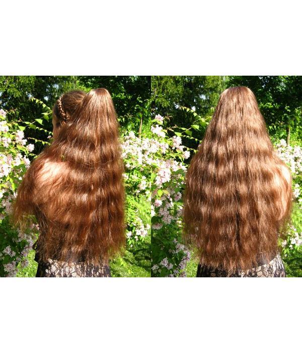 Haarteil, Größe L, Wellen