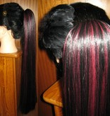 Hair Fall Size L, straight