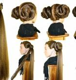 2 Hair Falls size S, gekreppt