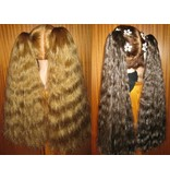 2 Hair Falls size M, waves