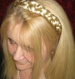 Baroness Flechthaarband, breit