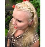 Braided Elf Headband, Small