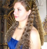 Flechthaarband Prinzessin