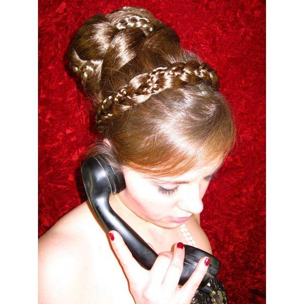 Rapunzel Haarband aus Haar