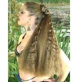 Haarteil, Größe L, wild style