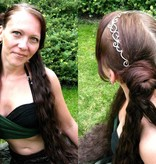2 Hair Falls size S extra, waves