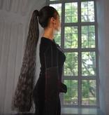 Gothic Haarteil, Größe M extra, Wellen