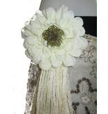 Gürtel- & Haarschmuck Flora