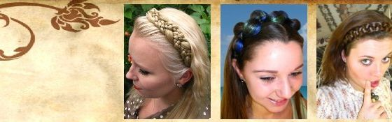 Braided Headbands