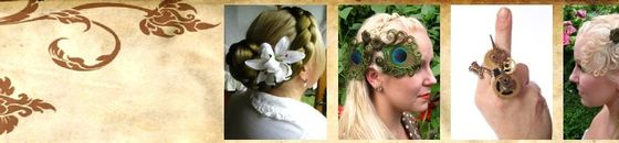 Hair Jewelry & Accessories