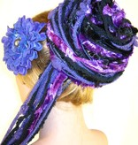 Purple Passion Goth Yarn Fall