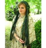 Emerald Fairy hip & hair scarf