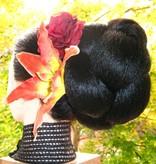 Haarblüte Aloha Lilie orange 2 x