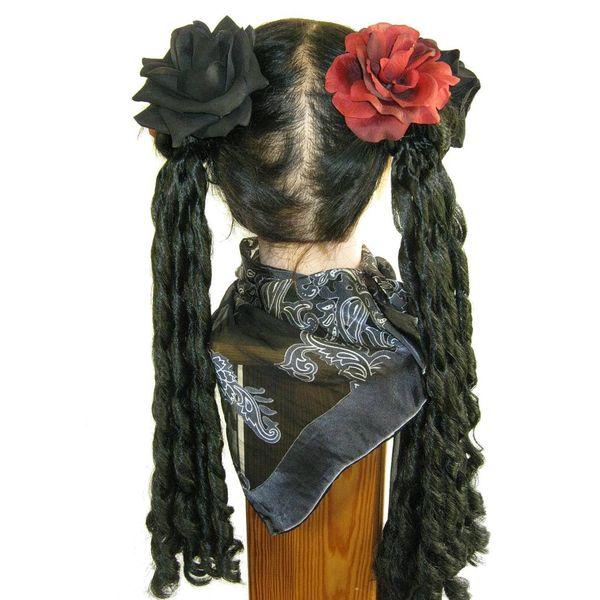 Black & Wine Red Roses