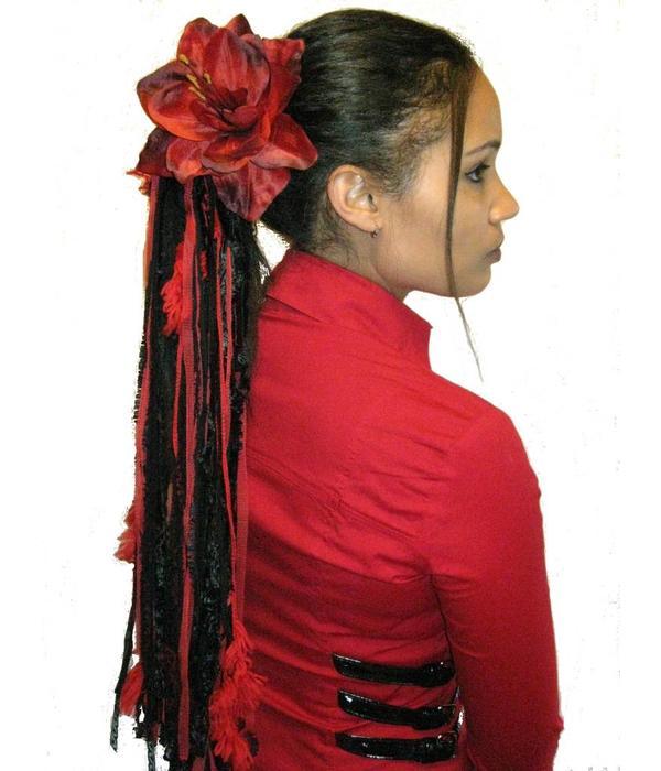 Flamenco Amaryllis Haarblüte 2 x
