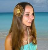 Gipsy Button Daisy Haarblüte 2 x