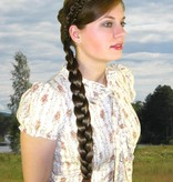 Braid/ Plait L size, wavy hair